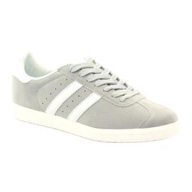 Buty Sportowe Klasyczne Mckey 135 szare 1