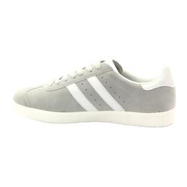 Buty Sportowe Klasyczne Mckey 135 szare 2