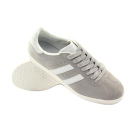 Buty Sportowe Klasyczne Mckey 135 szare 3