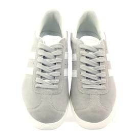 Buty Sportowe Klasyczne Mckey 135 szare 4
