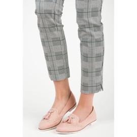 Seastar Stylowe obuwie na wiosnę różowe 1