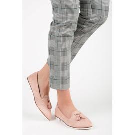 Seastar Stylowe obuwie na wiosnę różowe 2