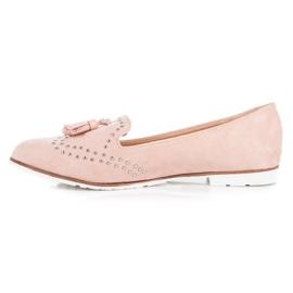 Seastar Stylowe obuwie na wiosnę różowe 3
