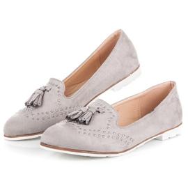 Seastar Stylowe obuwie na wiosnę szare 4