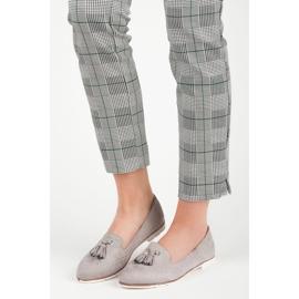 Seastar Stylowe obuwie na wiosnę szare 1