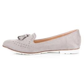 Seastar Stylowe obuwie na wiosnę szare 3