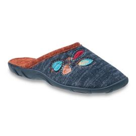 Befado kolorowe obuwie damskie pu 235D153 1