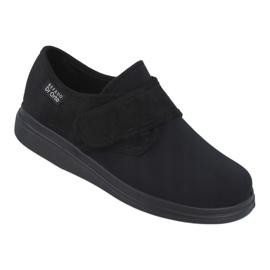 Befado obuwie męskie pu 131M003 czarne 1