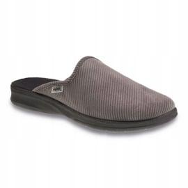 Befado obuwie męskie pu 548M008 szare 1