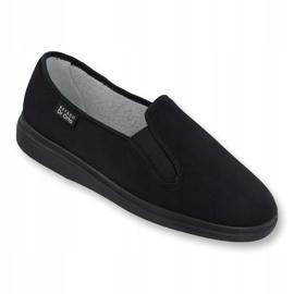 Befado obuwie męskie  pu 991M002 czarne 1