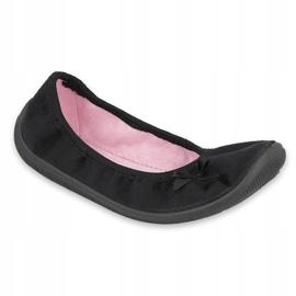 Befado obuwie dziecięce  980X070 czarne 1