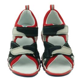 Sandałki na rzepy Bartek 16187 4