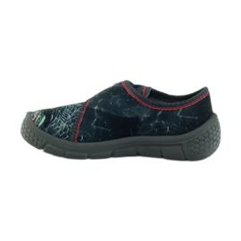 Befado obuwie dziecięce kapcie trampki 537x011 2