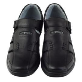 Riko butu męskie sandały dziurkowane 851 szare 4
