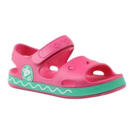 Sandałki Do Wody Żabka COQUI Różowe 1