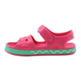 Sandałki Do Wody Żabka COQUI Różowe 2