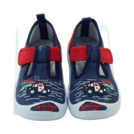 American Club American trampki buty dziecięce wkładka skórzana 4