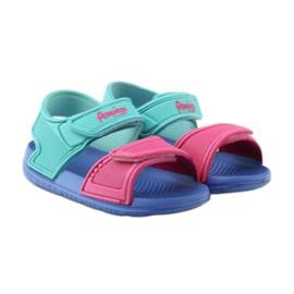 American Club niebieskie sandałki dziecięce do wody 6631 4