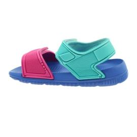 American Club niebieskie sandałki dziecięce do wody 2