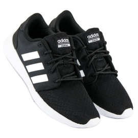 Adidas qt racer DB0275 czarne 4