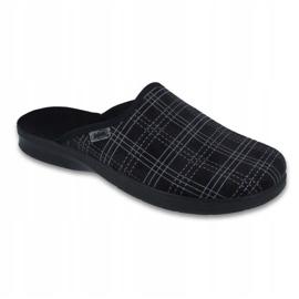 Befado obuwie męskie pu 548M011 czarne 1
