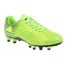 American Club American sportowe korki buty dziecięce 170601 zielone 1