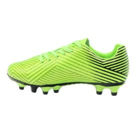 American Club American sportowe korki buty dziecięce 170601 zielone 2