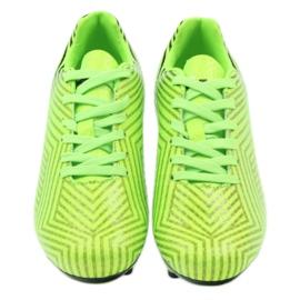 American Club American sportowe korki buty dziecięce 170601 zielone 3