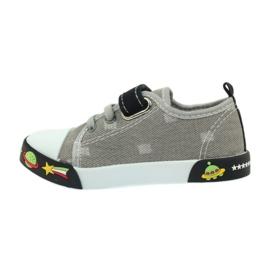 American Club American trampki buty dziecięce wkładka skórzana 2