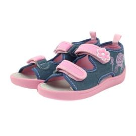 American Club American sandałki buty dziecięce wkładka skórzana 3