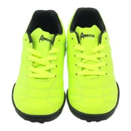 American Club American trampki orliki buty dziecięce zielone 4
