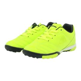 American Club American trampki orliki buty dziecięce zielone 3