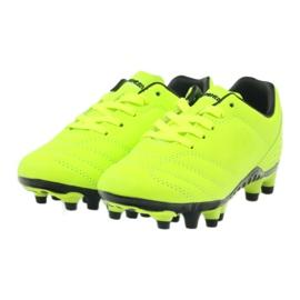 American Club American ADI sportowe korki buty dziecięce zielone BM46142 3