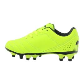 American Club American ADI sportowe korki buty dziecięce zielone BM46142 2