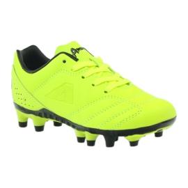 American Club American ADI sportowe korki buty dziecięce zielone BM46142 1