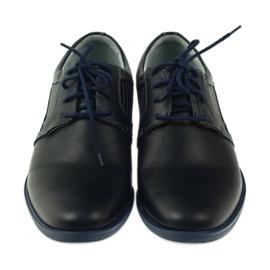 Riko buty męskie półbuty casualowe 819 granatowe 3