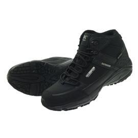Buty trekkingowe softshell DK 1751 czarne 4