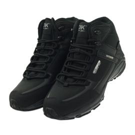 Buty trekkingowe softshell DK 1751 czarne 3