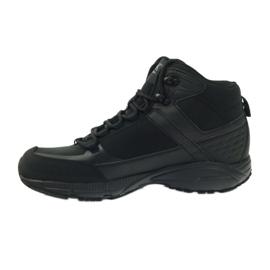 Buty trekkingowe softshell DK 1751 czarne 2