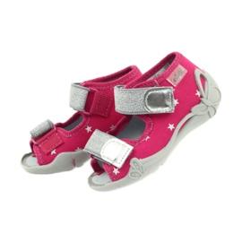 Befado buty dziecięce sandałki kapcie 242p085 5