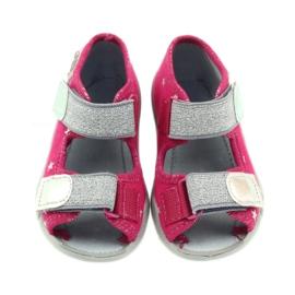 Befado buty dziecięce sandałki kapcie 242p085 4