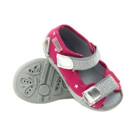 Befado buty dziecięce sandałki kapcie 242p085 3