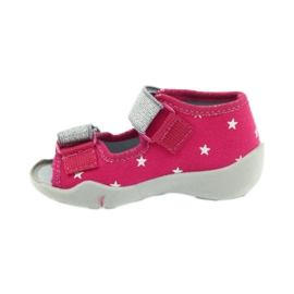 Befado buty dziecięce sandałki kapcie 242p085 2