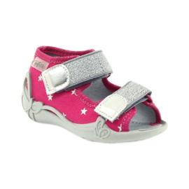 Befado buty dziecięce sandałki kapcie 242p085 1