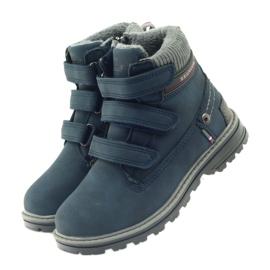 American Club American kozaki trzewiki buty zimowe 708121 3