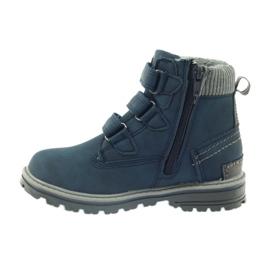 American Club American kozaki trzewiki buty zimowe 708121 2