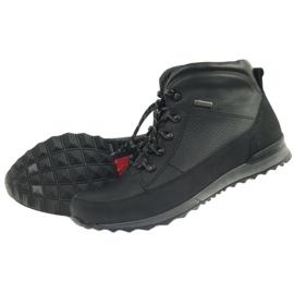 Riko buty męskie trekkingi 860 czarne 4
