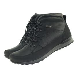 Riko buty męskie trekkingi 860 czarne 3