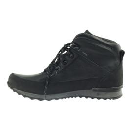 Riko buty męskie trekkingi 860 czarne 2