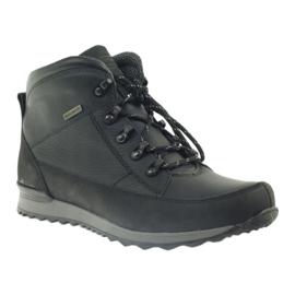 Riko buty męskie trekkingi 860 czarne 1